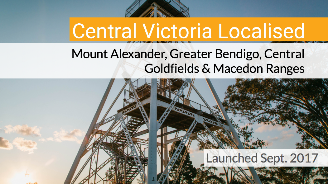 Mount Alexander, Greater Bendigo, Central Goldfields & Macedon Ranges